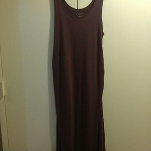 Two maternity dresses